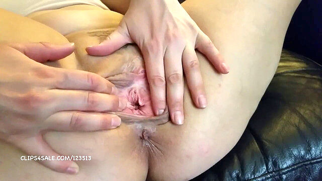 Fat Pussy Spread